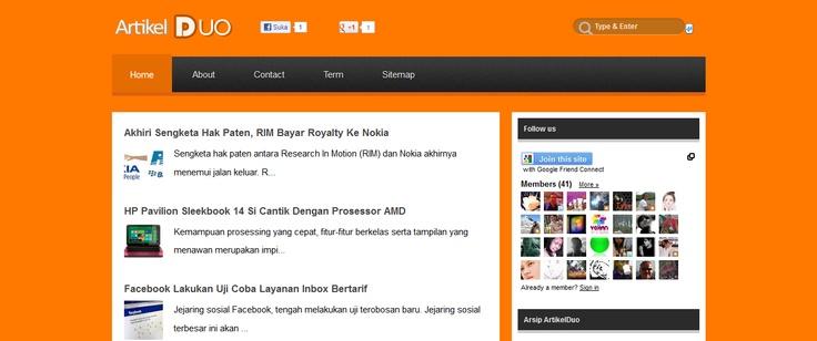 End of Year 2012, Gadget News Promotion find big deals here artikelduo.com >> Artikelduo Media Informasi --> http://www.artikelduo.com/