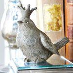 Crowned Bird
