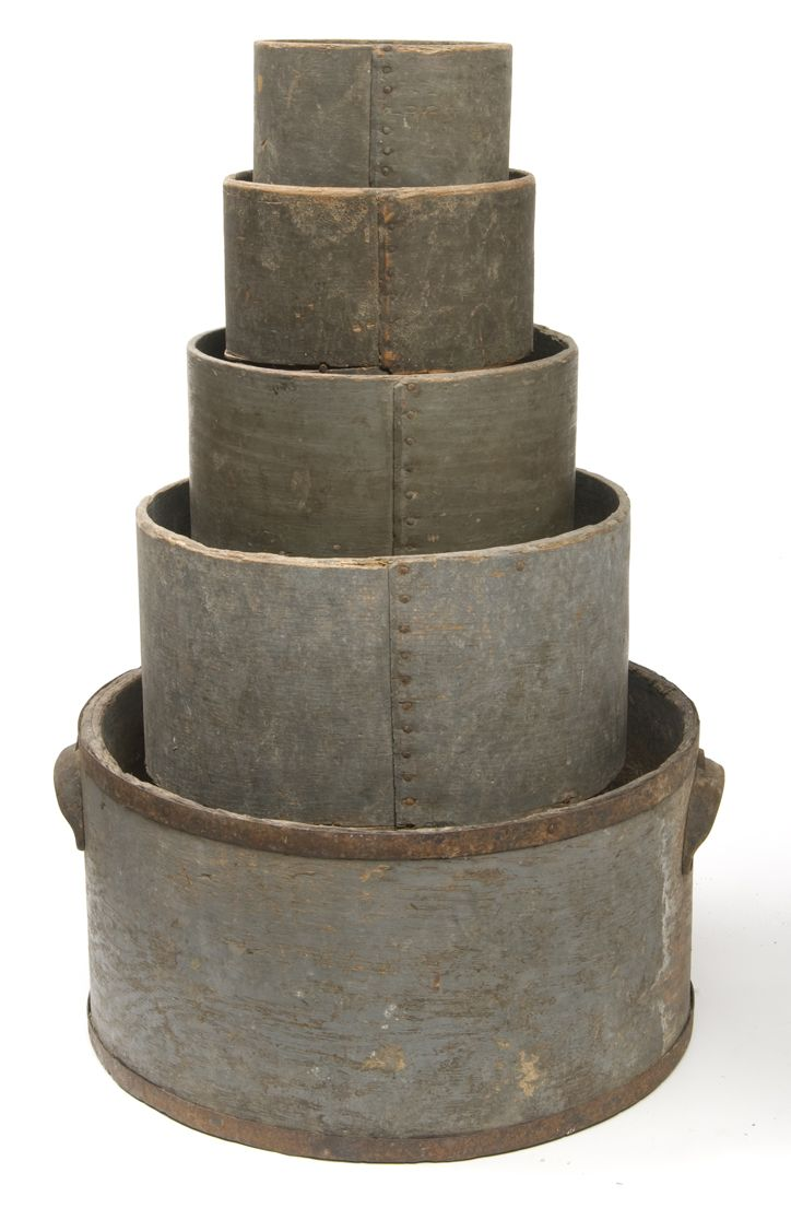 206 best antique firkins / buckets / pantry boxes/ boards / bowls
