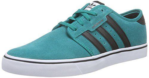 adidas Herren Seeley Sneakers, Grün (Eqt Green S16/Core Black/Ftwr White), 46 2/3 EU - http://schmuckhaus.online/adidas/46-2-3-adidas-herren-seeley-sneakers