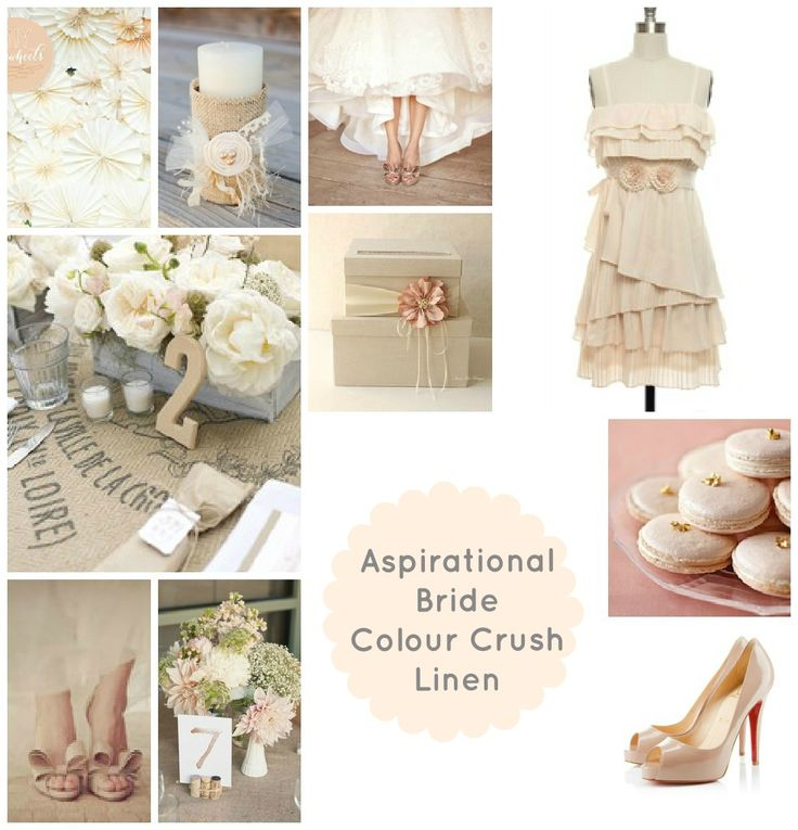 50 best wedding themes spring images on pinterest wedding ideas wedding themes for 2013 pantone linen wedding theme spring 2013 junglespirit Gallery