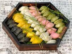 Songpyeon - Traditional Korean Rice Cake for Chuseok