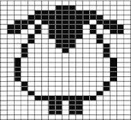 knitting charts sheep - Google-søgning