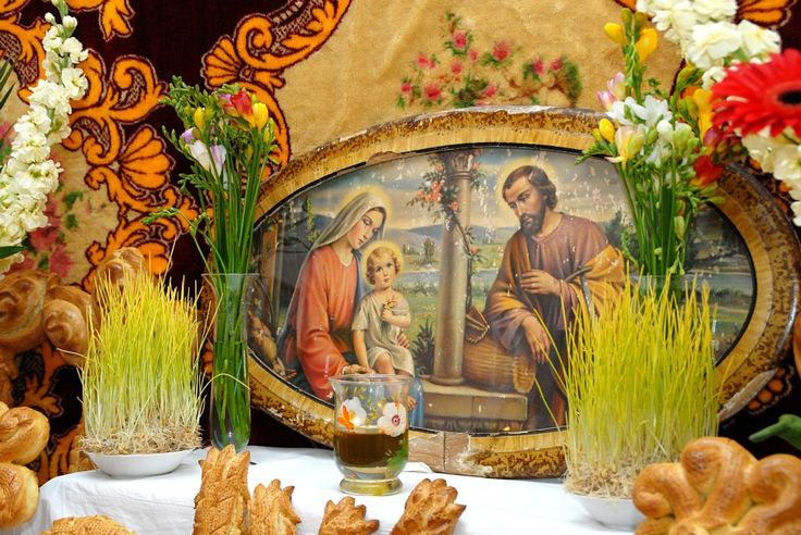 Saint joseph day traditions in sicily and new jersey for Joseph e joseph italia