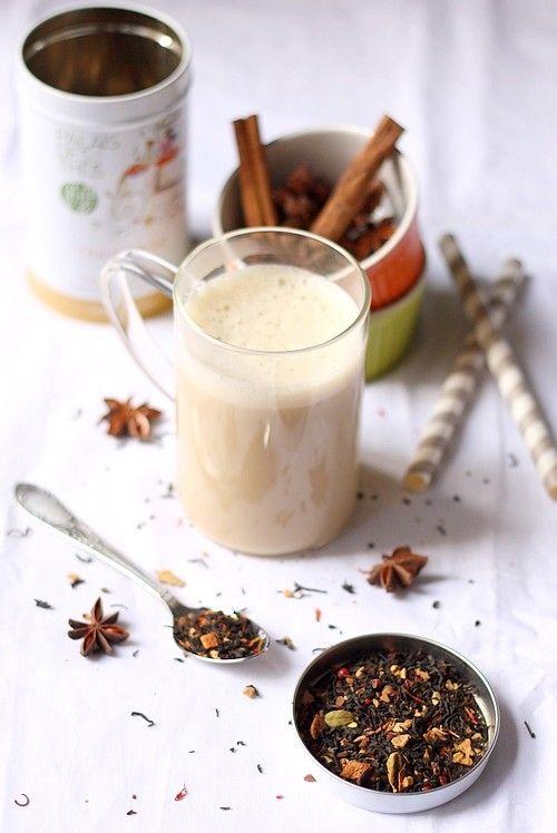 Chai latte par le Palais des Thés