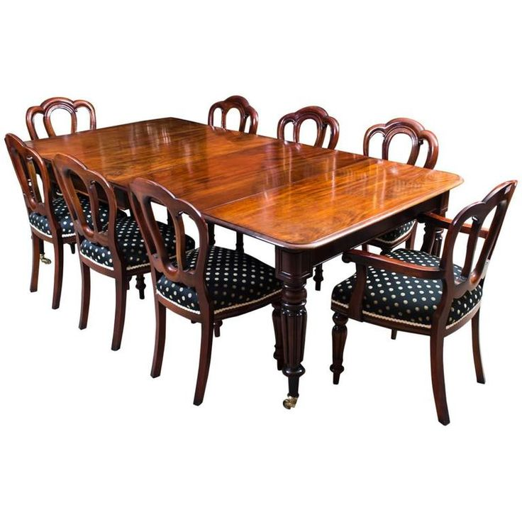 Mahogany Dining Room Furniture: Pin By Kimberly Lynch On Dining 1860s