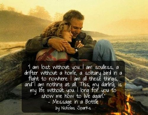 Favorite Pinterest Quotes: Message In A Bottle Quotes - Google Search