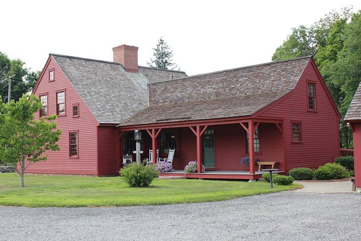 Best 25 early american homes ideas on pinterest stone for Early new england homes