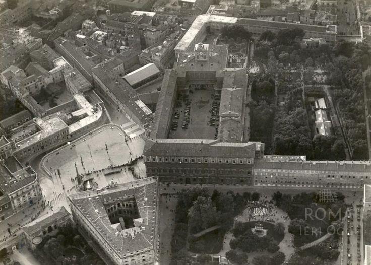 Palazzo del @Quirinale (1925)