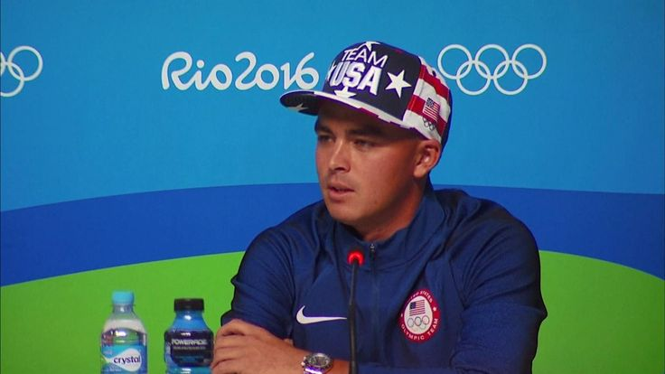 Rickie Fowler: Olympic golfers will make the stay-aways feel jealous