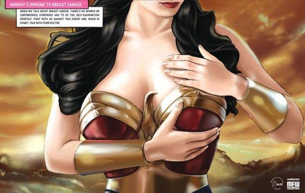 15 incríveis anúncios de conscientização contra o câncer de mama – Criatives | Criatividade com um mix de entretenimento.
