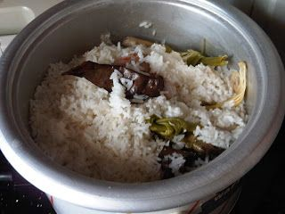 Nasi Uduk in Rice Cooker--another recipe to conquer plain rice boredom #indonesian #rice