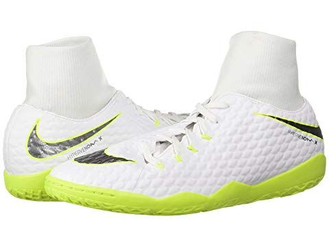 the latest f5973 a4620 NIKE Hypervenom PhantomX 3 Academy Dynamic Fit IC, WHITE ...