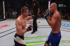 """Donald """"Cowboy"""" Cerrone's Beautiful 4-hit Combo from Today's UFC Event"""