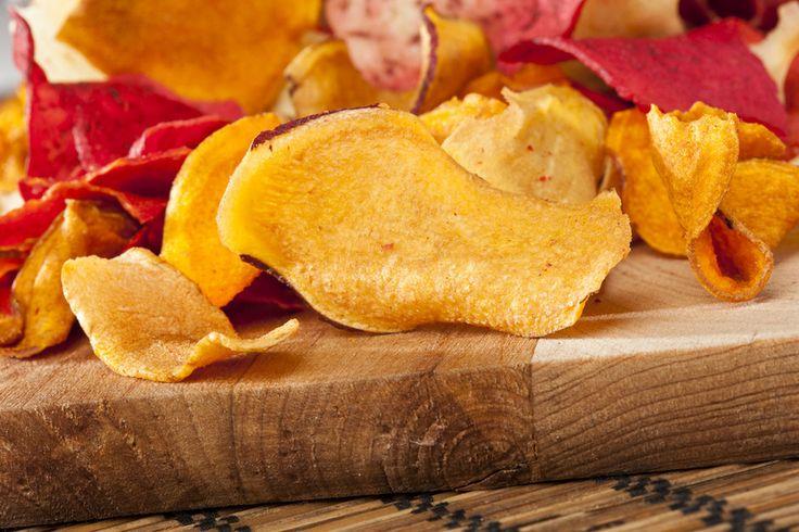 Полезные чипсы: как приготовить дома + 3 рецепта