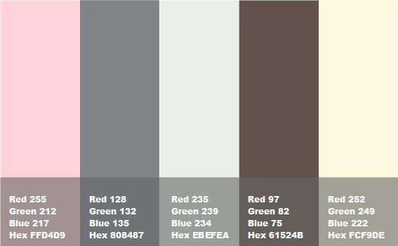 Tabella colori 3