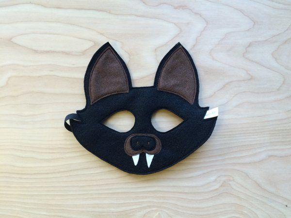 Bat Mask   Opposite of Far- play   imagine