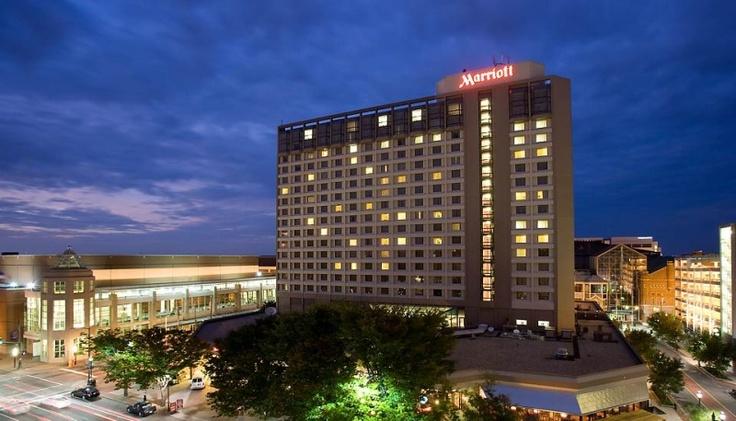 Marriott a câştigat cu 31% mai mult în primul trimestru