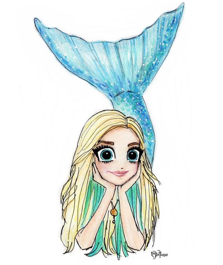 One of my favorite movies! Just today I was watching and inspire me and I did this doodle ! #AQUAMARINE ⭐