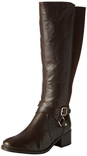 Oferta: 39.41€. Comprar Ofertas de New LookWide Foot Borough Lea Riding - Botas de equitación mujer , color Marrón - marrón oscuro, talla 42 EU (8 UK) barato. ¡Mira las ofertas!