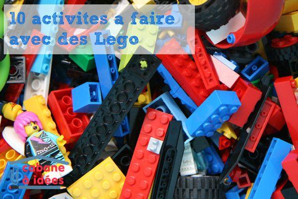 65 best legos images on pinterest legos diy and lego duplo - Idee construction lego ...