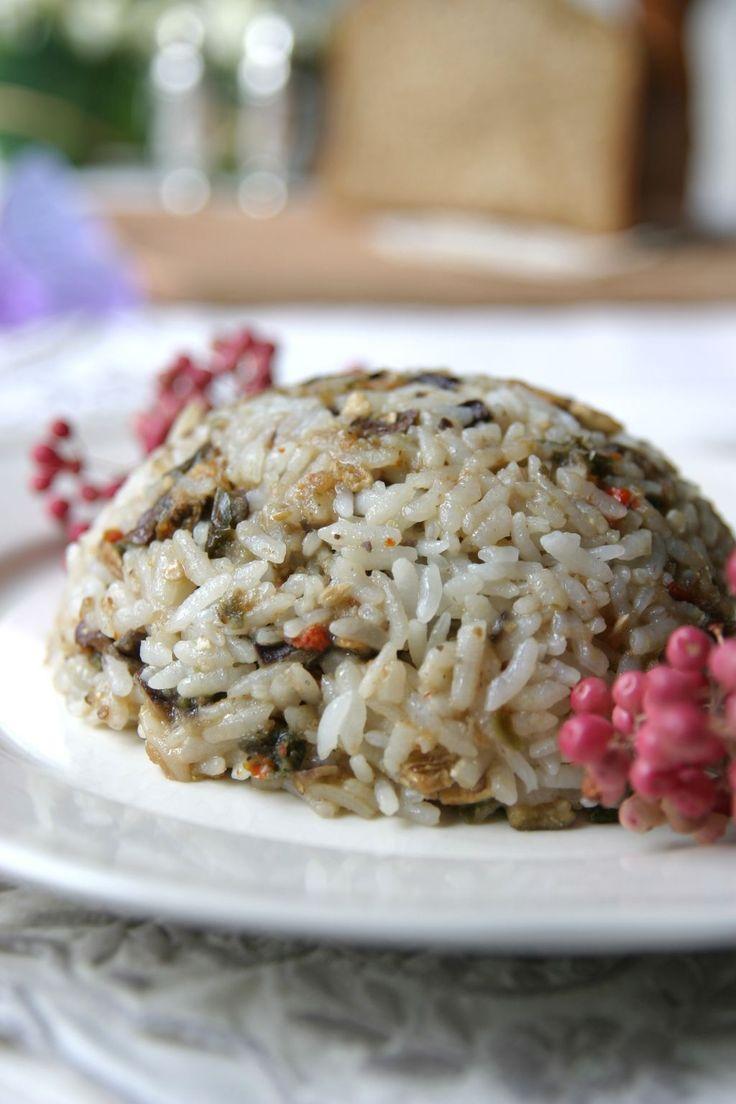 Patlıcanlı Pilav | Ev Kokusu