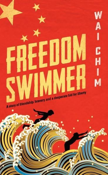 The Freedom Swimmer by Wai Chim. Ming survived the famine that killed his parents during China's 'Great Leap Forward', and lives a hard but adequate life, working in the fields with his fellow villagers...When a group of city boys come to the village as part of a government re-education program, Ming and his friends aren't sure what to make of the new arrivals. They're intellectuals not used to hard labour and village life. But despite his reservations, Ming befriends a charming city boy…