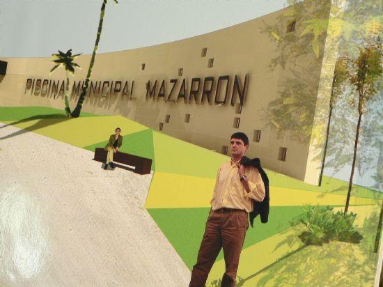 Centro deportivo y Piscina cubierta municipal Mazarrón (Murcia)