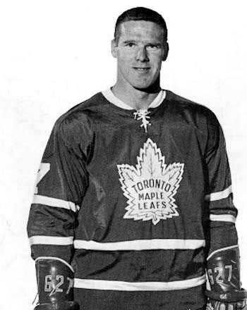 Tim Horton (1930 - 1974) Hall of Fame NHL hockey player who won four Stanley Cups with the Toronto Maple Leafs, he was the co-founder of the Tim Horton's donut and coffee shop chain that is ubiquitous in Canada and also has franchises in a number of US states