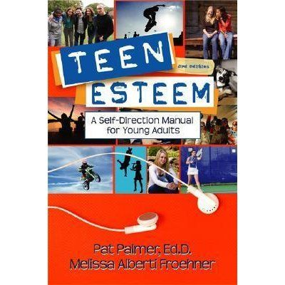 Without patronizing or lecturing, Teen Esteem helps teenagers develop the skills needed to handle stress, peer pressure, substance abuse, anger, sexual expression, more. The third edition includes new material on being different, self-acceptance, cyber-bullying, and coping with depression. (in oneself and in others) See if it is available: http://www.library.cbhs.school.nz/oliver/libraryHome.do