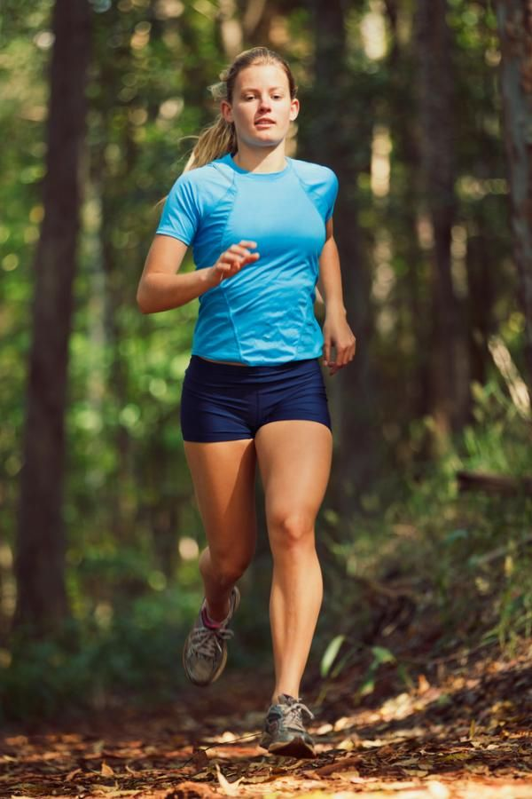 Article on how to become a runner, for those of us who are not spring chickies  ;-)