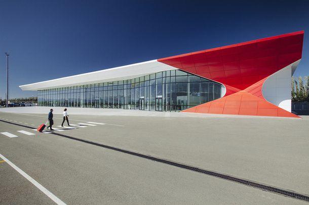 Итоги 2013: Лучшие архитектурные сооружения