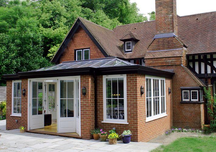 Conservatories, Orangeries, Roof Lanterns, Hardwood, Purpose Built, - Malbrook Bespoke Service - Orangeries