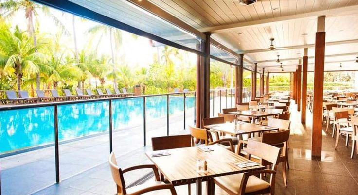 Hamilton Island Reef View Hotel - restaurant