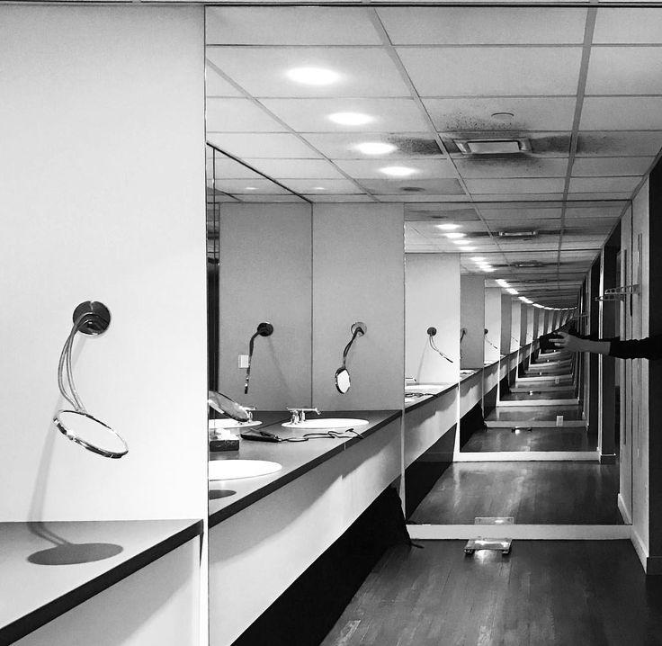 The #infinity #room where #models prepare in #Soho … #nyc #newyork #newyorkcity #fashion #style #couture #agency #agents #modelagency #booker #modeling #talent #model #bandw #bw #mono #bnw #monochromatic #blackandwhite #blackwhite #blacknwhite...
