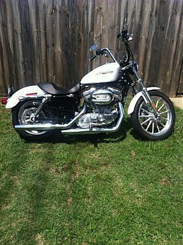 2007 Harley-Davidson® XL 883L Sportster® 883 Low