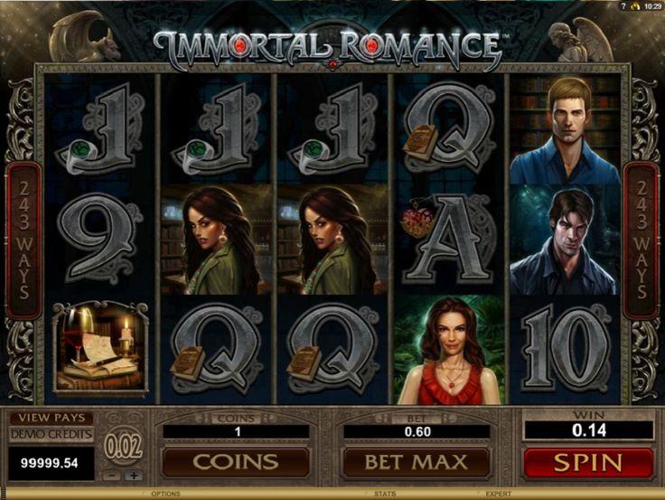 Slotmaskinen Immortal Romance - Slotmaskinen Immortal Romance är helt rätt i sin design, musik och grafik. Temat är vampyrer och du kommer inte kunna låta bli att spela. #Slotmaskiner #Spelautomater #Jackpot #Slotmaskinen #Immortal #Romance - http://www.gratis-slot.com/spel/slotmaskinen-immortal-romance