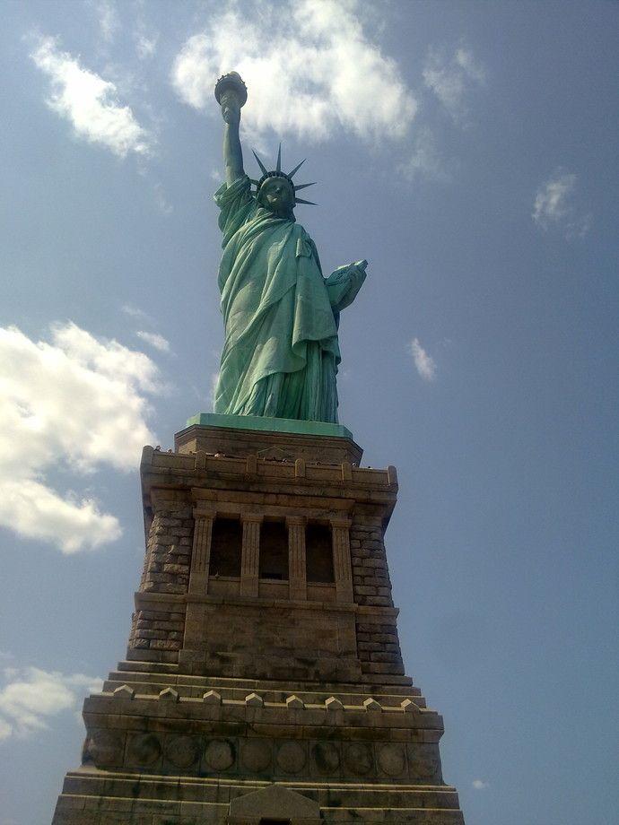 Liberty Island, New York County, New York, USA. Medlem: Cyndie