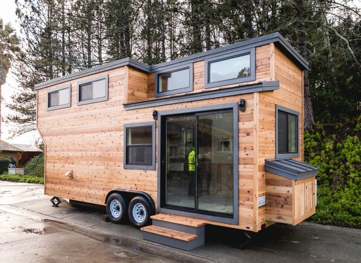 Tiny House Communities In California : California Custom  California Tiny House.. Good work.. Certified RV ...