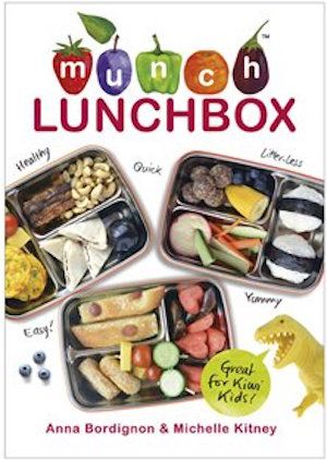 Another great review of Munch Lunchbox Cookbook