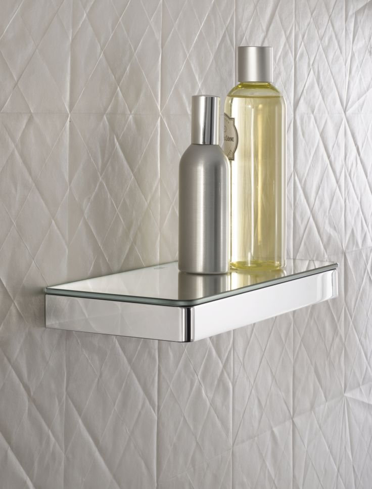 The Axor Universal Accessories Range Includes Timeless Elegant Products Which Can Either Be Used Individually