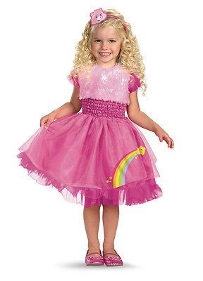 Care Bear Toddler Cheer Bear Costume Disguise 40334