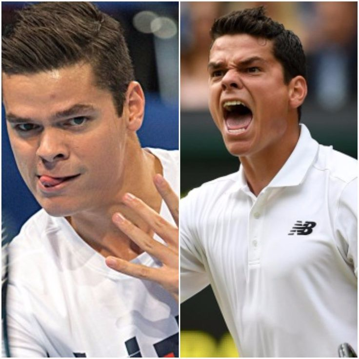 Milos Raonic age, biography, height, net worth, girlfriend & ranking