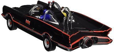 Batmobile Toy Figures Tv Series Batman Mattel Display Bendable Robin Boys Car