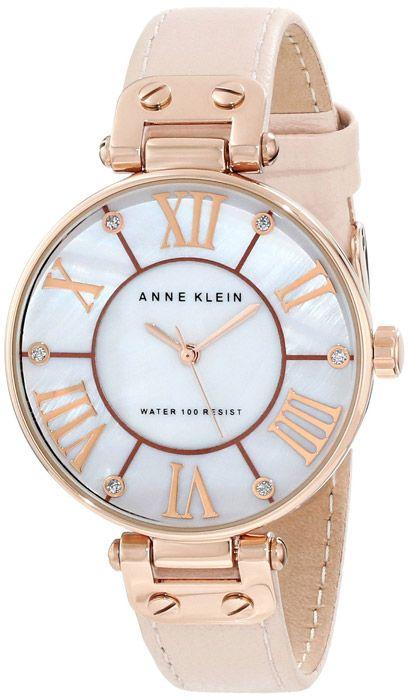 Zegarek damski Anne Klein AK-109918RGLP - sklep internetowy www.zegarek.net