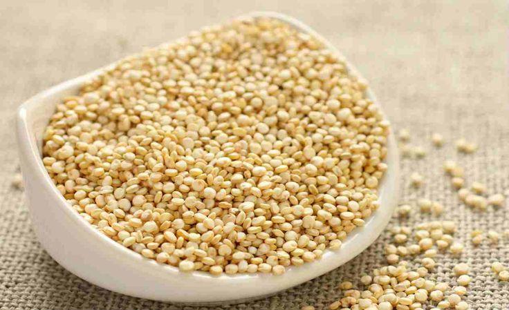 Amaranto: super chicchi per fare il pieno di proteine.