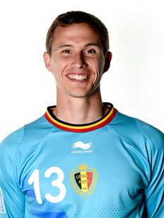 13 - Sammy BOSSUT - SV Zulte Waregem (BEL)