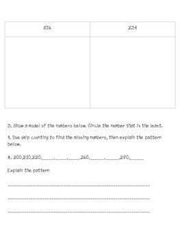 17 Best ideas about Expanded Form Worksheets on Pinterest ...