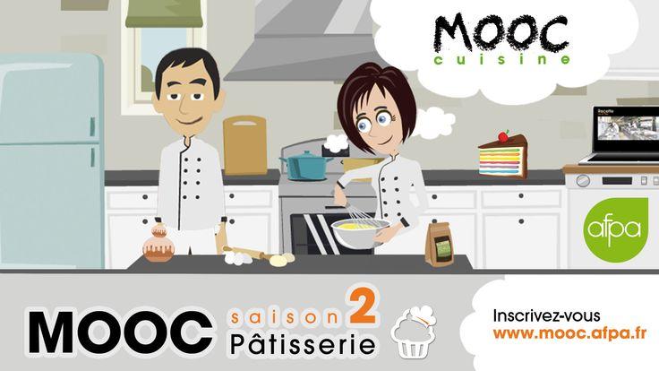 Une nouvelle formation MOOC dédiée à la pâtisserie