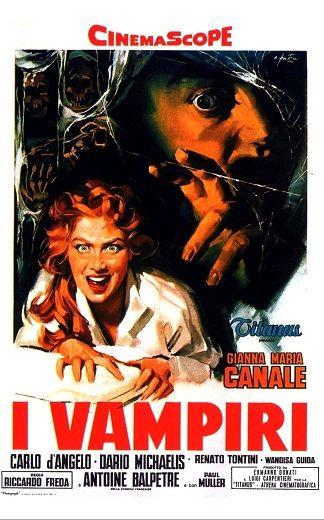 Los vampiros (1956)